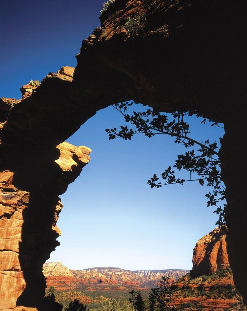 Devil's Bridge - SD0705 | Tom Johnson | Photography-Exposures International Gallery of Fine Art - Sedona AZ