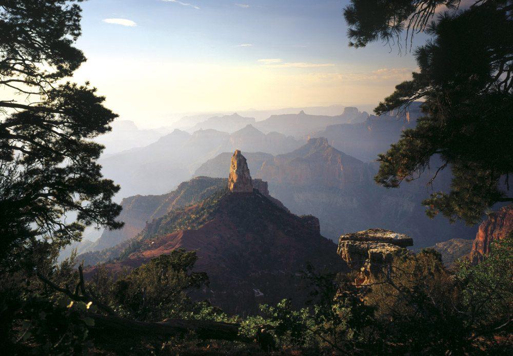 Mount Hayden - GC0226 | Tom Johnson | Photography-Exposures International Gallery of Fine Art - Sedona AZ