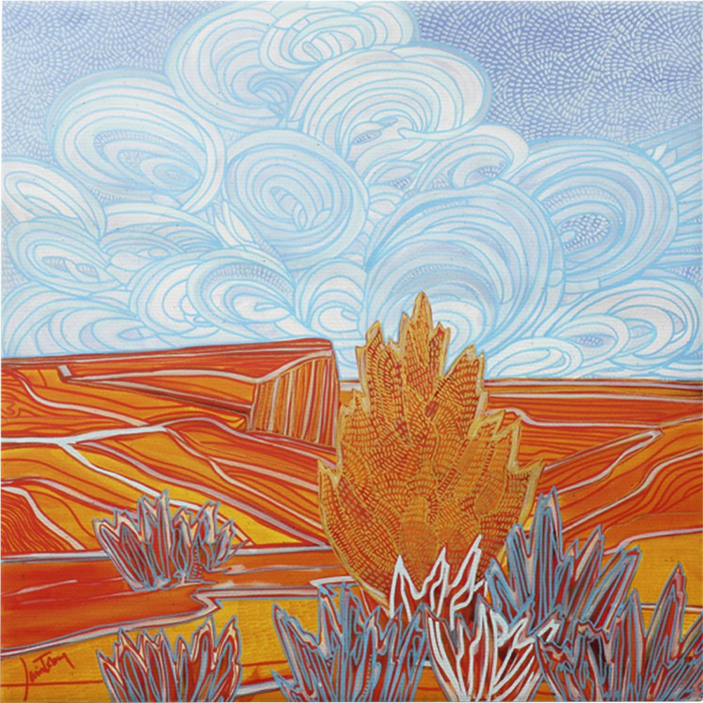 Sky Dancer | Jami Tobey | Painting-Exposures International Gallery of Fine Art - Sedona AZ