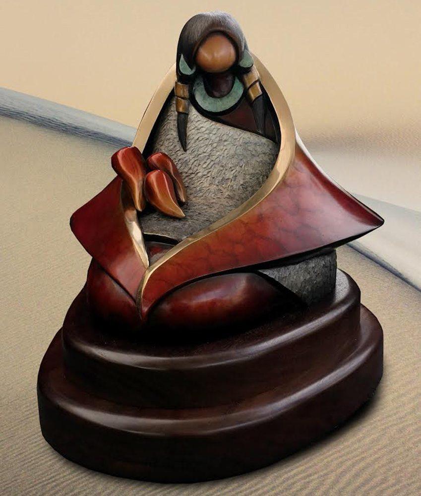 Summer | Kim Obrzut | Sculpture-Exposures International Gallery of Fine Art - Sedona AZ
