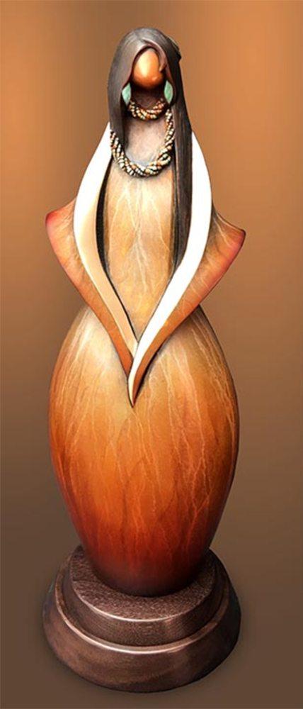 Sun | Kim Obrzut | Sculpture-Exposures International Gallery of Fine Art - Sedona AZ