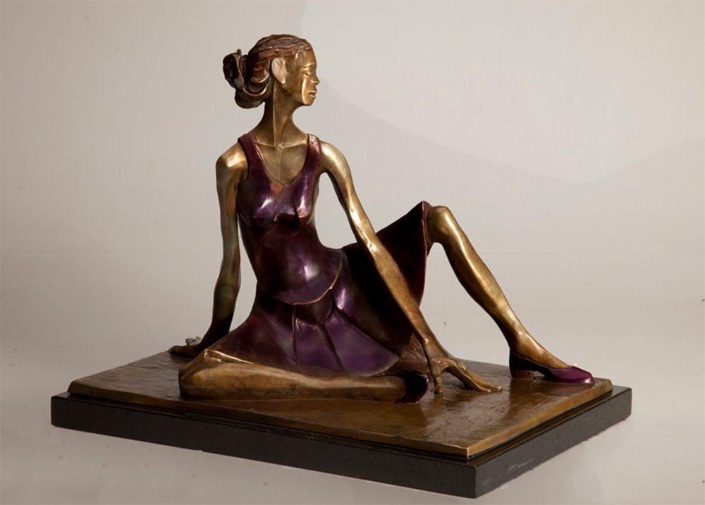 Metamorphisis   Richard Pankratz   Sculpture-Exposures International Gallery of Fine Art - Sedona AZ