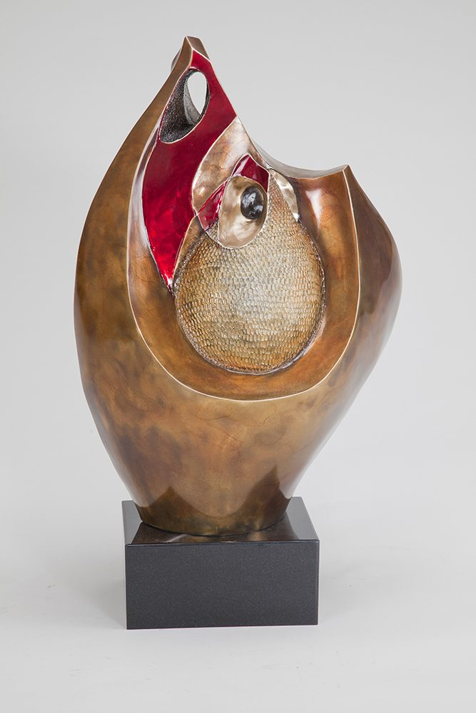Mother & Child | Richard Pankratz | Sculpture-Exposures International Gallery of Fine Art - Sedona AZ
