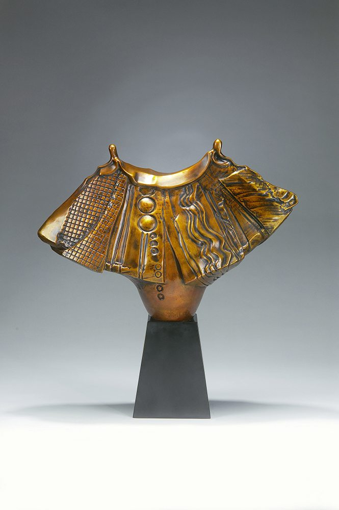 View of Cruising Altitude | Richard Pankratz | Sculpture-Exposures International Gallery of Fine Art - Sedona AZ