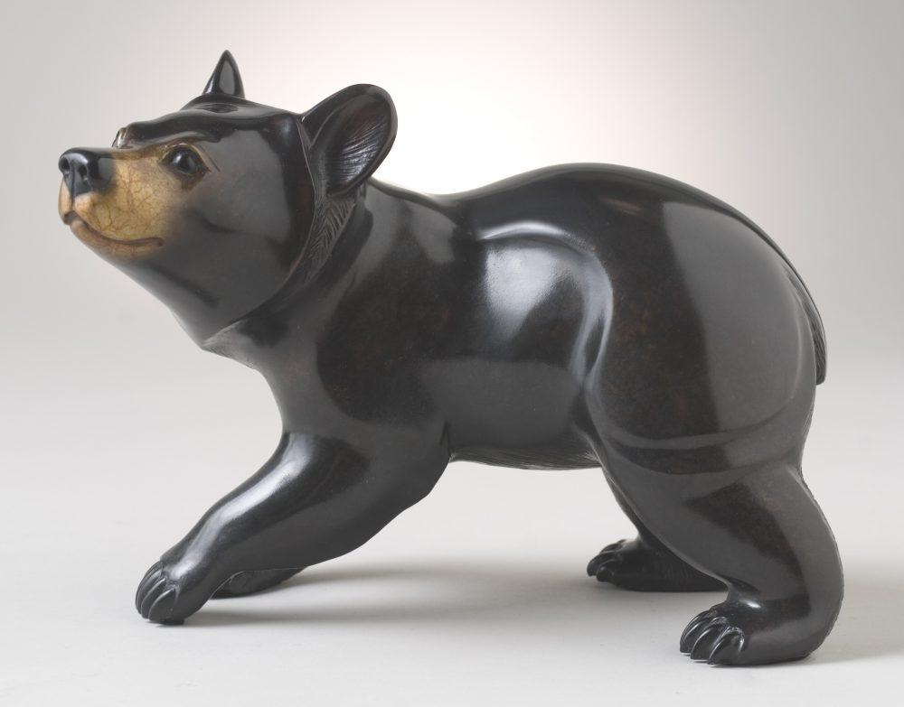 Snickers | Jacques & Mary Regat | Sculpture-Exposures International Gallery of Fine Art - Sedona AZ