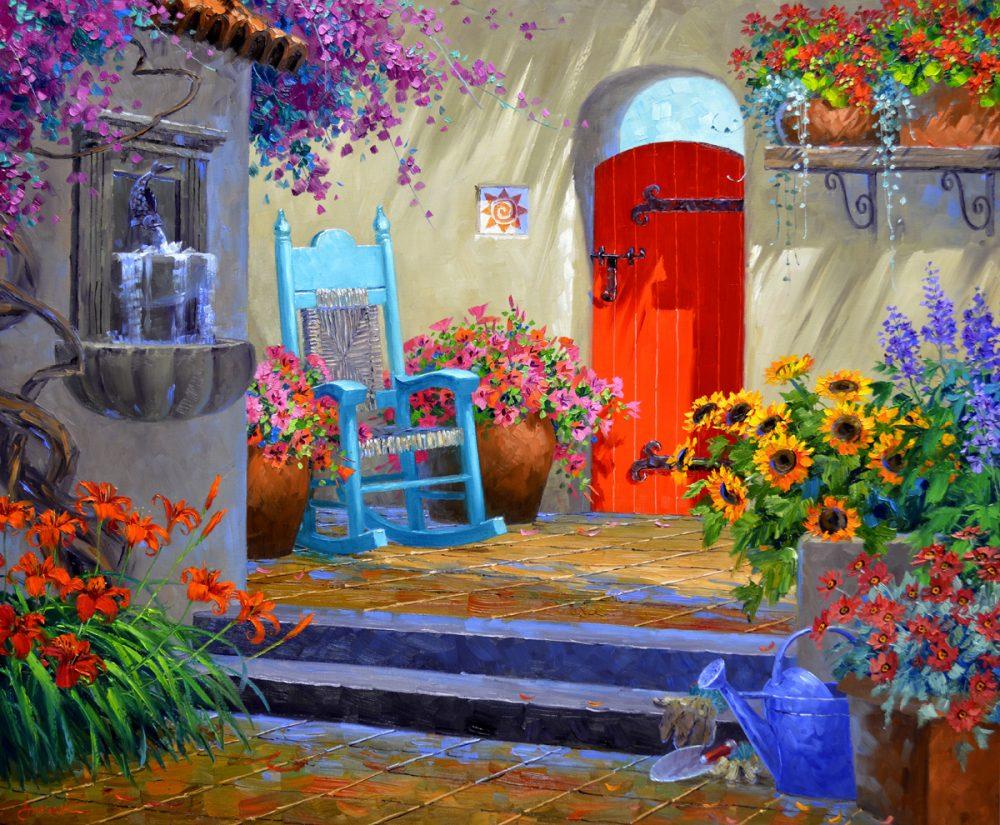 Mikki Senkarik Colorful Escape Exposures International