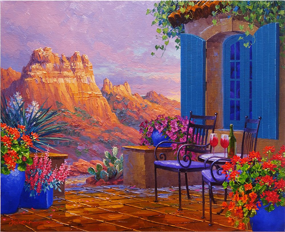 Shimmering majesty exposures international gallery of for Painting with a twist arizona