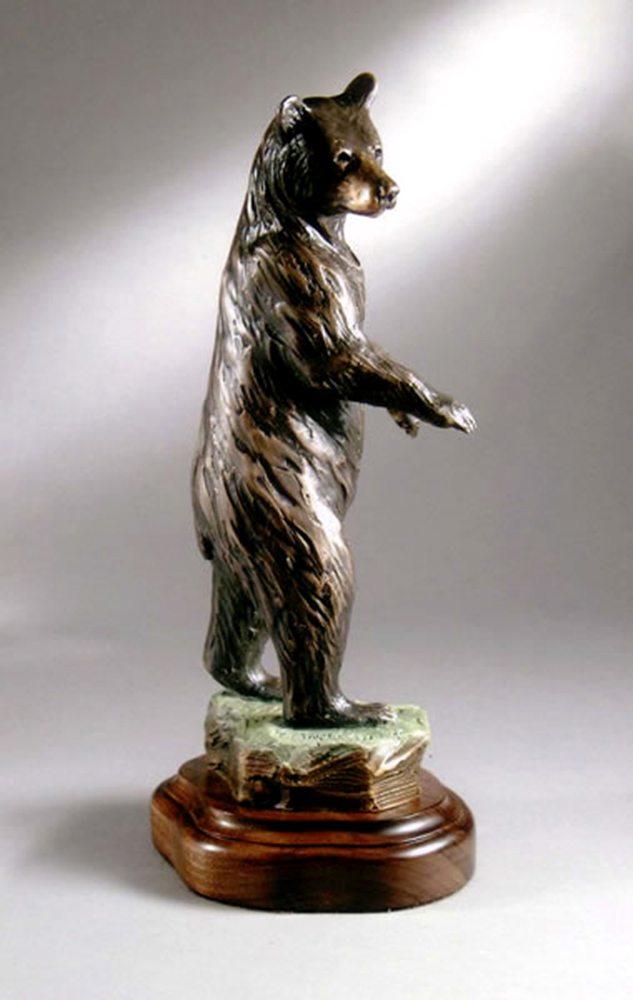 Black Bear Pass | Diana Simpson | Sculpture-Exposures International Gallery of Fine Art - Sedona AZ