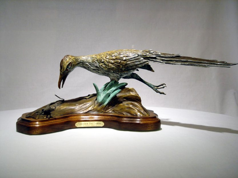 Corredor Del Camino | Diana Simpson | Sculpture-Exposures International Gallery of Fine Art - Sedona AZ