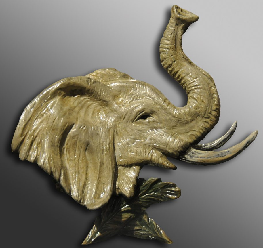 Elephant | Diana Simpson | Sculpture-Exposures International Gallery of Fine Art - Sedona AZ
