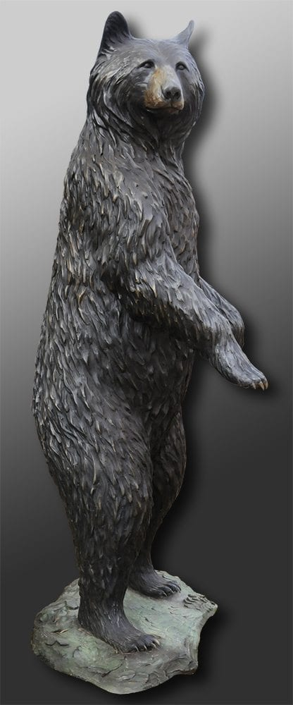 Mama Bear | Diana Simpson | Sculpture-Exposures International Gallery of Fine Art - Sedona AZ