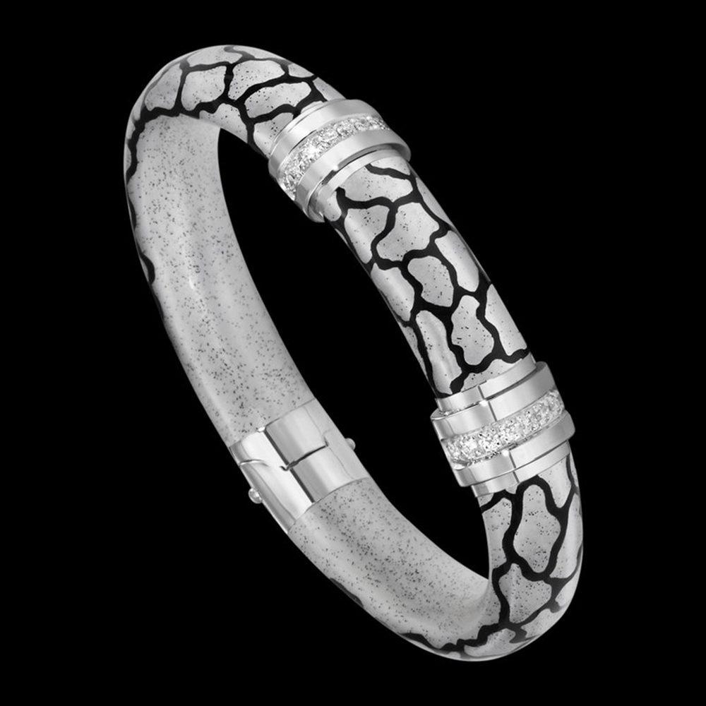 AB942LDLCROC | SOHO | Jewelry-Exposures International Gallery of Fine Art - Sedona AZ
