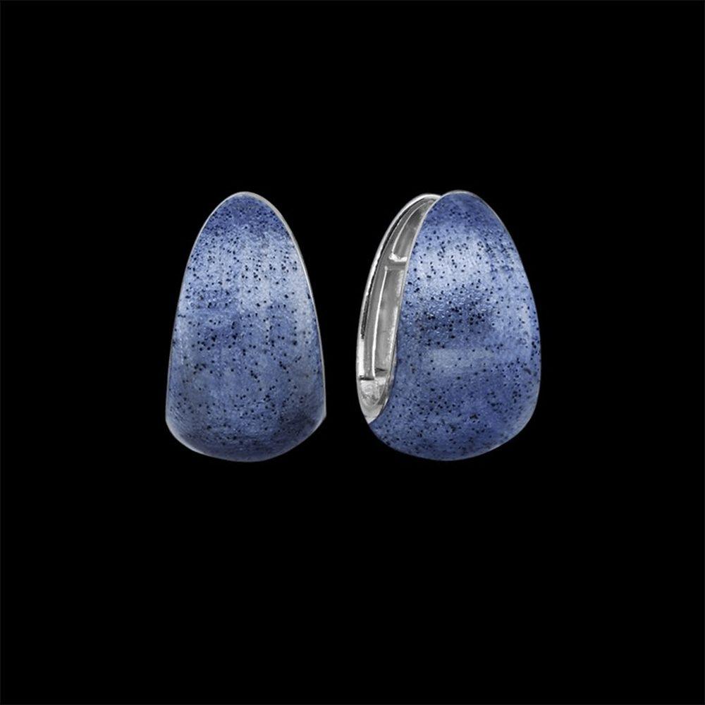 AE108BLU   SOHO   Jewelry-Exposures International Gallery of Fine Art - Sedona AZ
