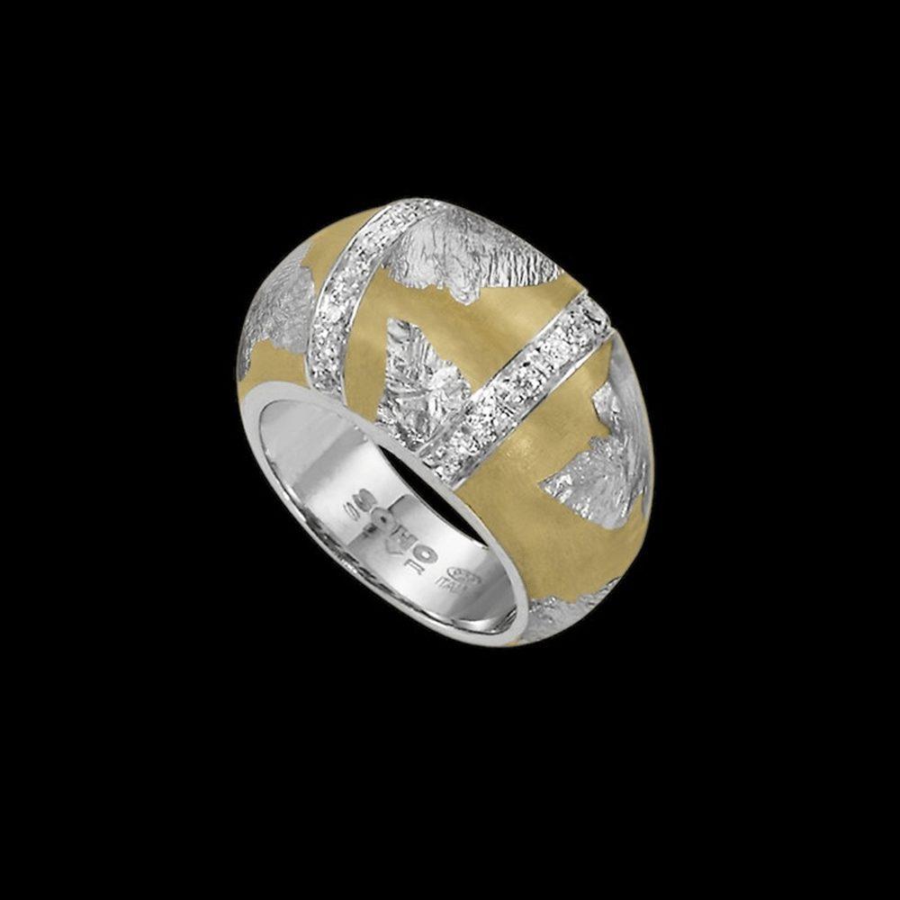AR158D2OFOLIAGE | SOHO | Jewelry-Exposures International Gallery of Fine Art - Sedona AZ