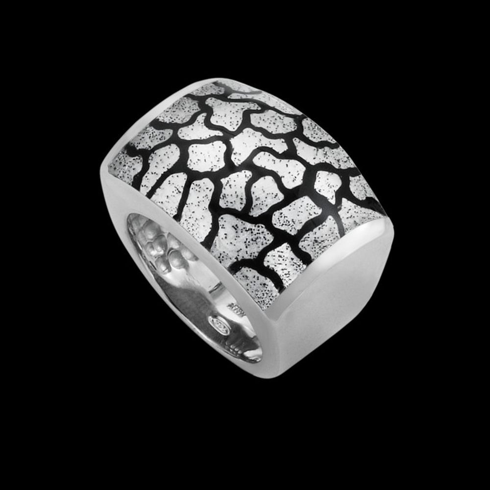 AR160CROC   SOHO   Jewelry-Exposures International Gallery of Fine Art - Sedona AZ