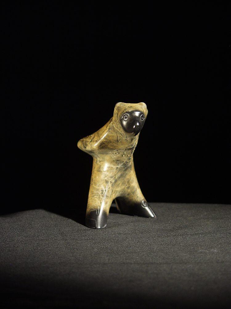 Hawk | Gene & Rebecca Tobey | Sculpture-Exposures International Gallery of Fine Art - Sedona AZ