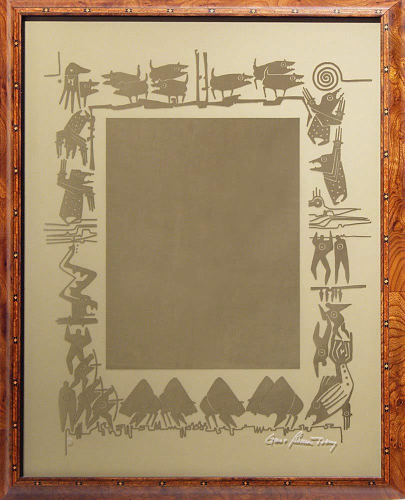 Mirror Mirror on the Wall | Gene & Rebecca Tobey | Wall Art-Exposures International Gallery of Fine Art - Sedona AZ