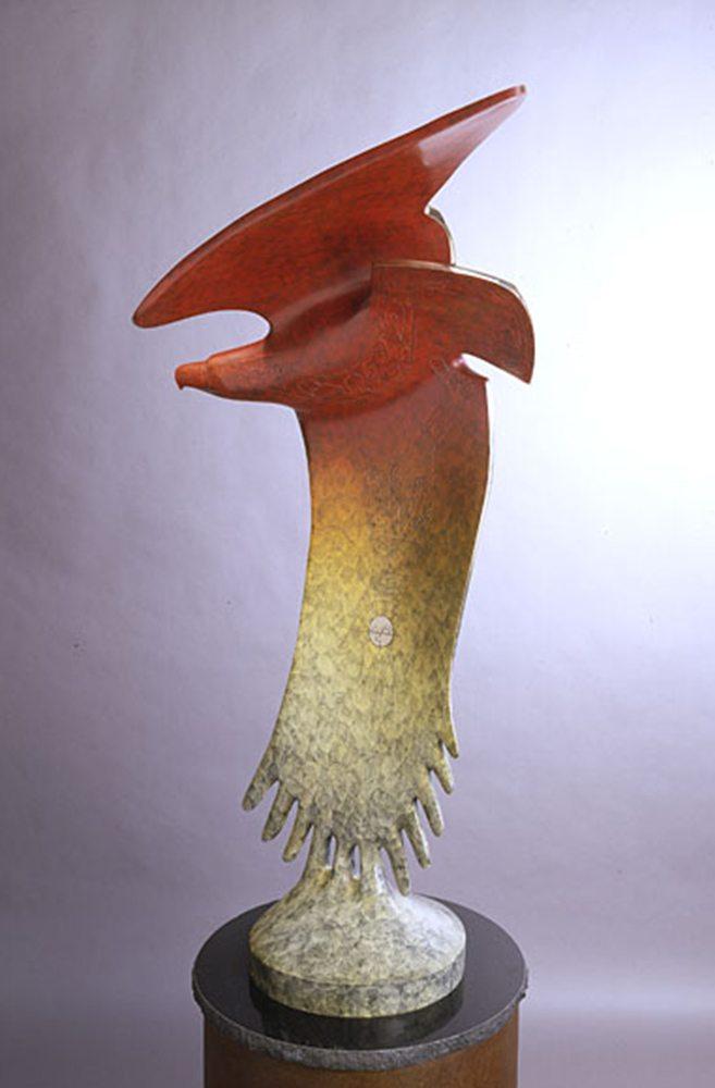 Spirit Shaman | Gene & Rebecca Tobey | Sculpture-Exposures International Gallery of Fine Art - Sedona AZ