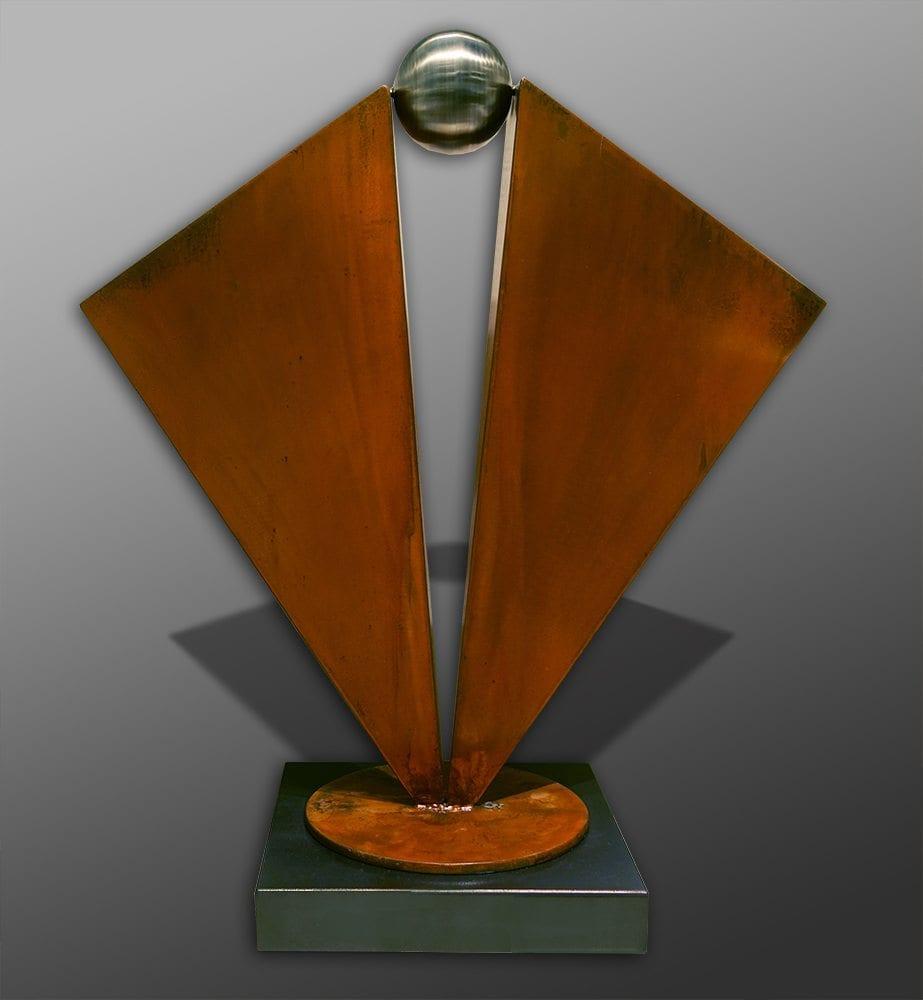 Abyss | Dan Toone | Sculpture-Exposures International Gallery of Fine Art - Sedona AZ