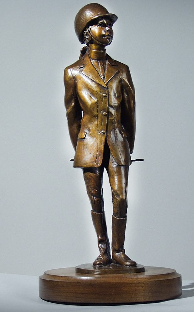 Best Of Show   Susaane Vertel   Sculpture-Exposures International Gallery of Fine Art - Sedona AZ