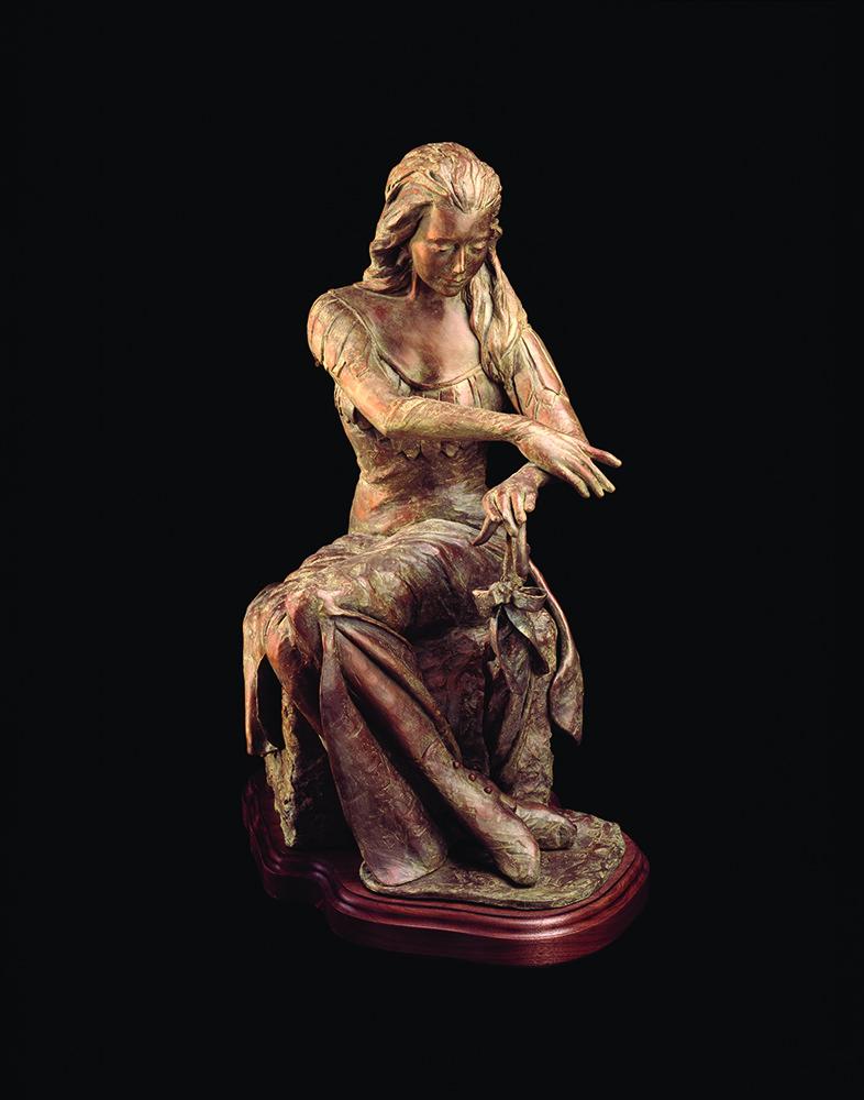 Somewhere In Time | Susaane Vertel | Sculpture-Exposures International Gallery of Fine Art - Sedona AZ