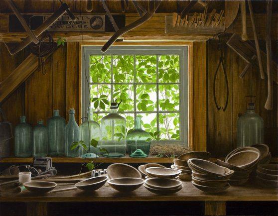All The Good Things | Alexander Volkov | Painting-Exposures International Gallery of Fine Art - Sedona AZ