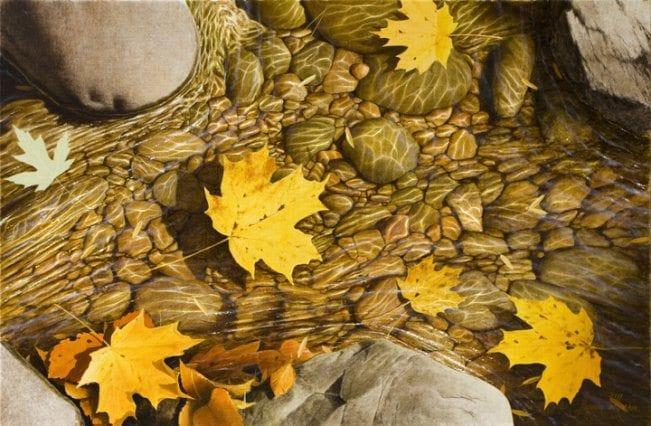 Autumn Waltz | Alexander Volkov | Painting-Exposures International Gallery of Fine Art - Sedona AZ
