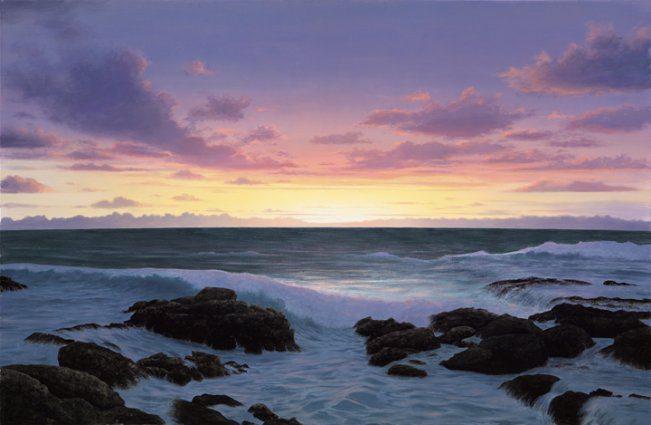 Hana Morning | Alexander Volkov | Painting-Exposures International Gallery of Fine Art - Sedona AZ