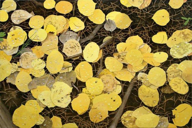 Nobody's Gold | Alexander Volkov | Painting-Exposures International Gallery of Fine Art - Sedona AZ