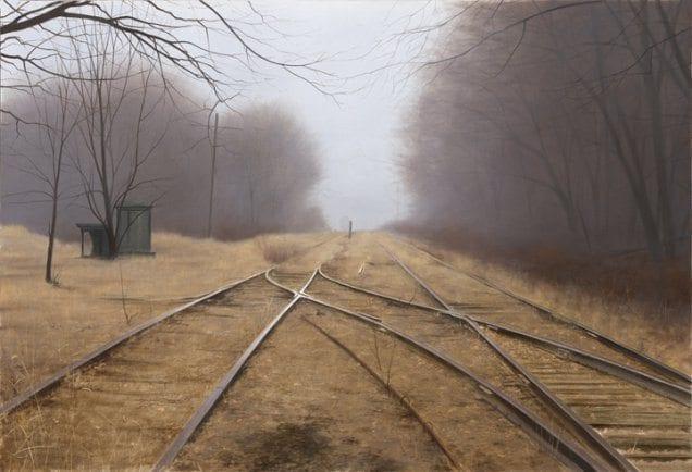 November Journey | Alexander Volkov | Painting-Exposures International Gallery of Fine Art - Sedona AZ