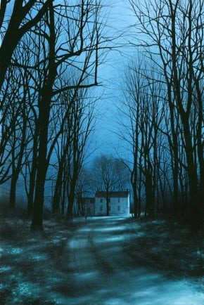 November Moonlight | Alexander Volkov | Painting-Exposures International Gallery of Fine Art - Sedona AZ