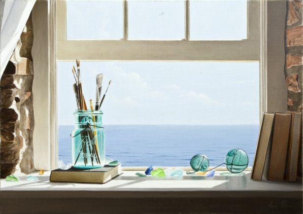 Sea Glass | Alexander Volkov | Painting-Exposures International Gallery of Fine Art - Sedona AZ