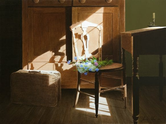 September Story | Alexander Volkov | Painting-Exposures International Gallery of Fine Art - Sedona AZ
