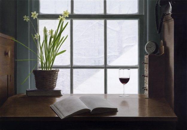 Snowy Day | Alexander Volkov | Painting-Exposures International Gallery of Fine Art - Sedona AZ