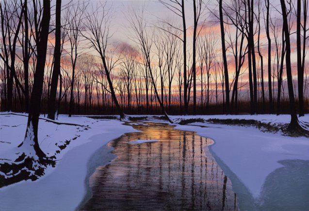 Solitude | Alexander Volkov | Painting-Exposures International Gallery of Fine Art - Sedona AZ