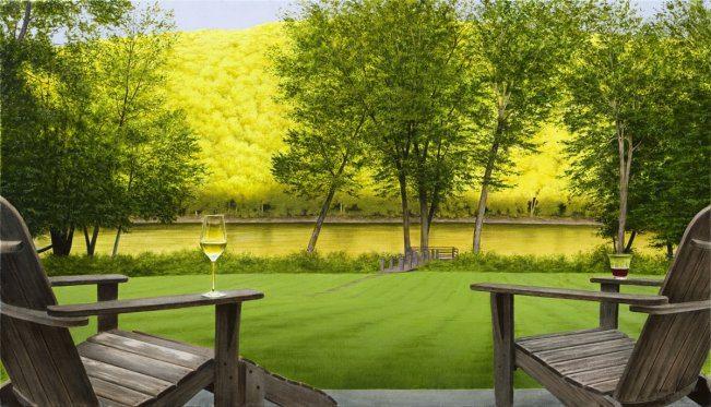 Summer Wine | Alexander Volkov | Painting-Exposures International Gallery of Fine Art - Sedona AZ