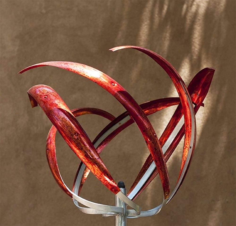 Rose | Mark White | Sculpture-Exposures International Gallery of Fine Art - Sedona AZ