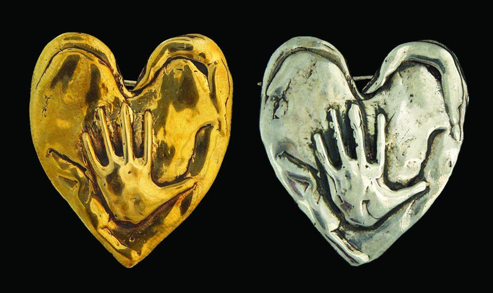 #117 Amistad | Bill Worrell | Jewelry-Exposures International Gallery of Fine Art - Sedona AZ