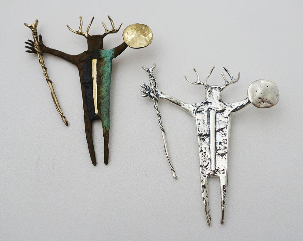#170 | Bill Worrell | Jewelry-Exposures International Gallery of Fine Art - Sedona AZ