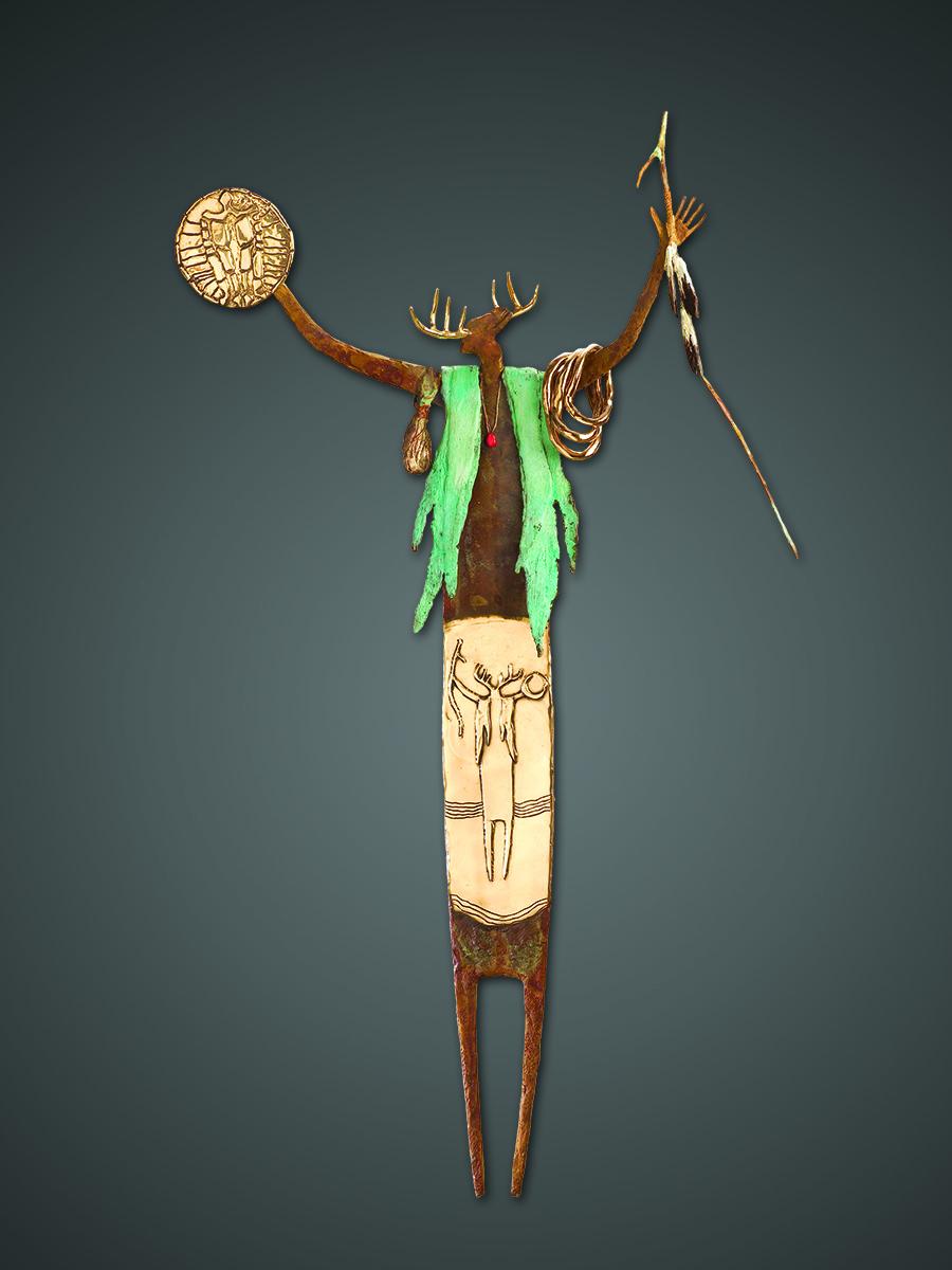 Carpe EVERY Diem | Bill Worrell | Sculpture-Exposures International Gallery of Fine Art - Sedona AZ