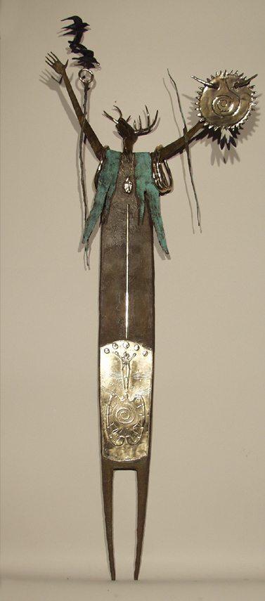 Desert Vision | Bill Worrell | Sculpture-Exposures International Gallery of Fine Art - Sedona AZ