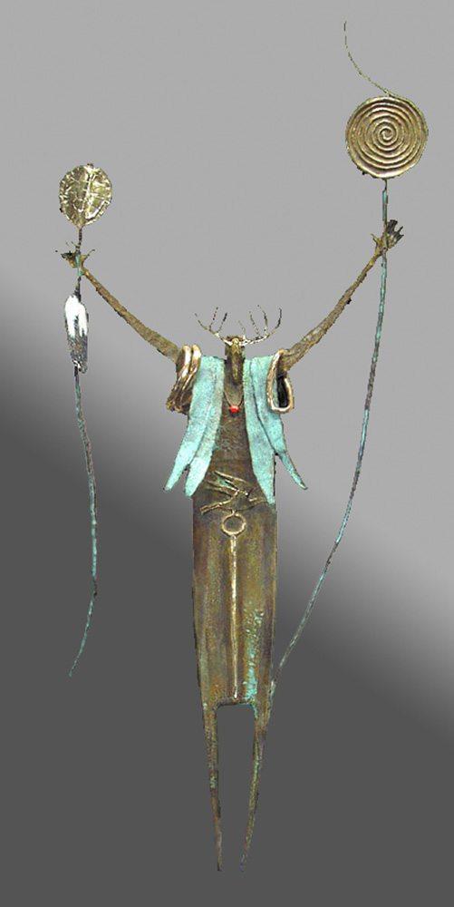 Journey Through The Winds Of Time | Bill Worrell | Sculpture-Exposures International Gallery of Fine Art - Sedona AZ
