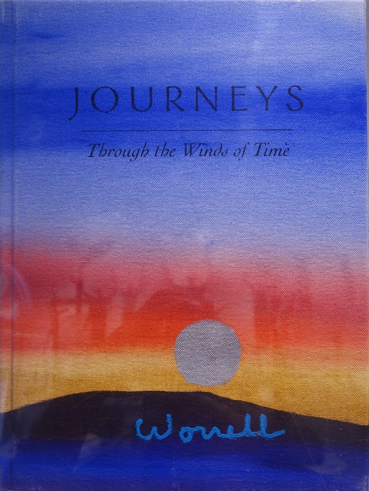 Journeys Through the Winds of Time: Limited Hand Painted Edition | Bill Worrell | Book-Exposures International Gallery of Fine Art - Sedona AZ