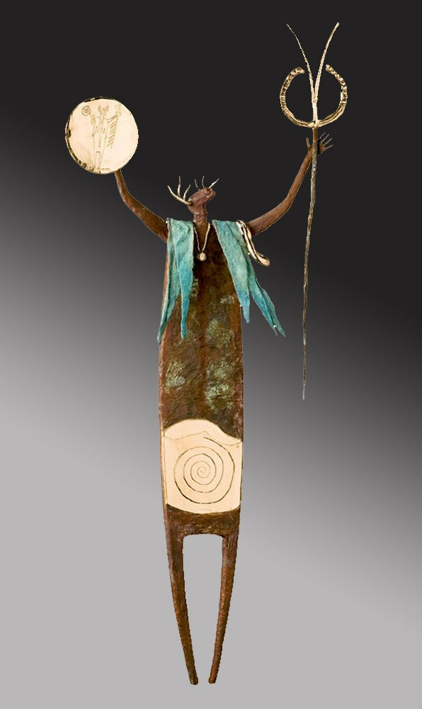 My Way | Bill Worrell | Sculpture-Exposures International Gallery of Fine Art - Sedona AZ