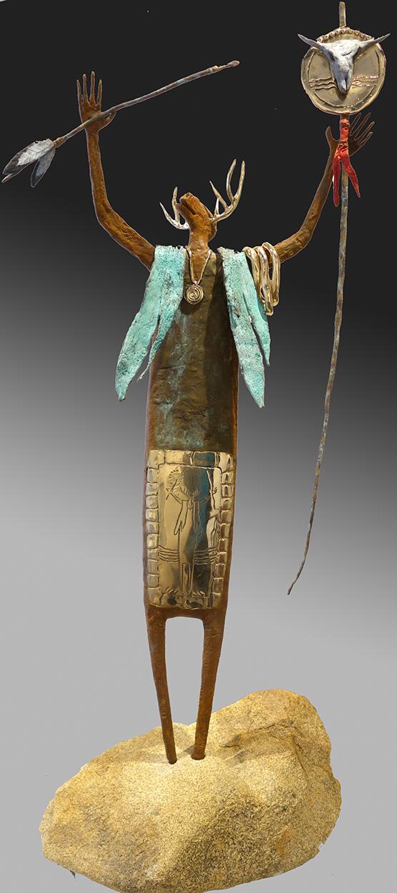 Ordination | Bill Worrell | Sculpture-Exposures International Gallery of Fine Art - Sedona AZ