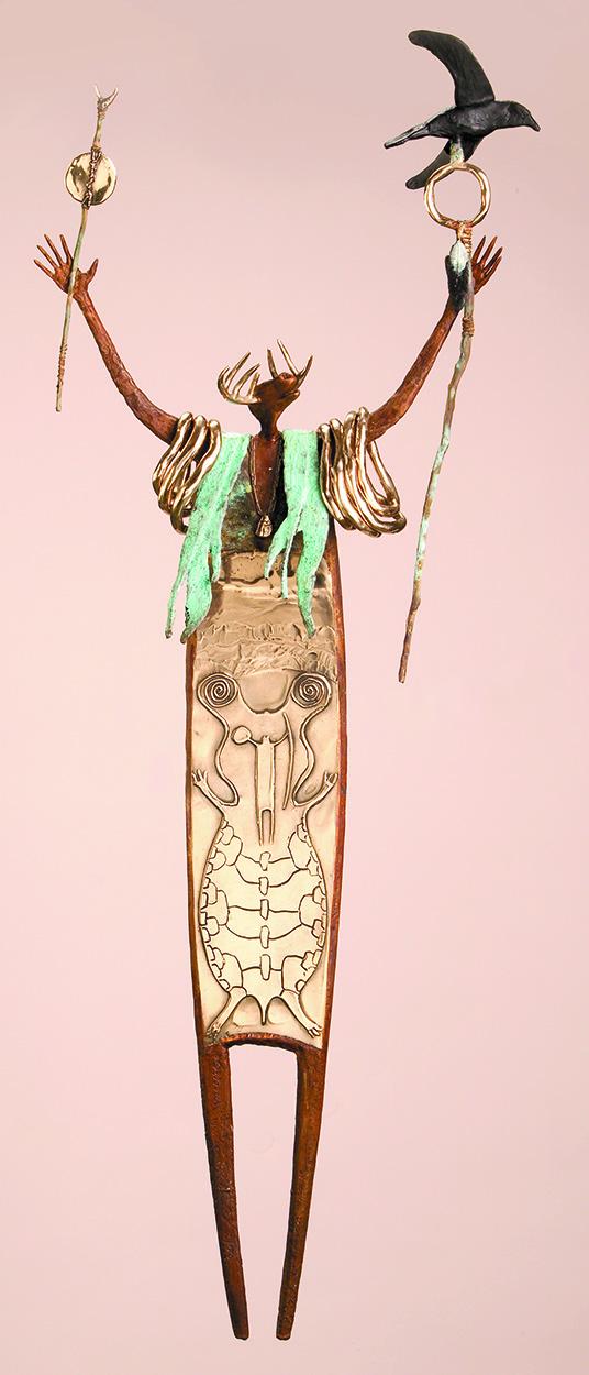 Perceptions | Bill Worrell | Sculpture-Exposures International Gallery of Fine Art - Sedona AZ