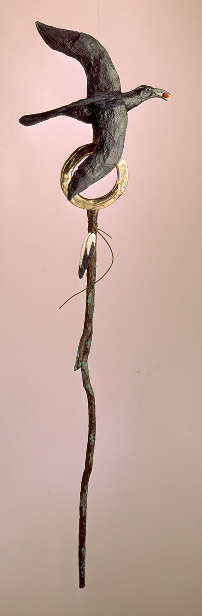 Revelation | Bill Worrell | Sculpture-Exposures International Gallery of Fine Art - Sedona AZ