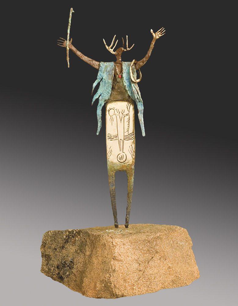Virtue | Bill Worrell | Sculpture-Exposures International Gallery of Fine Art - Sedona AZ