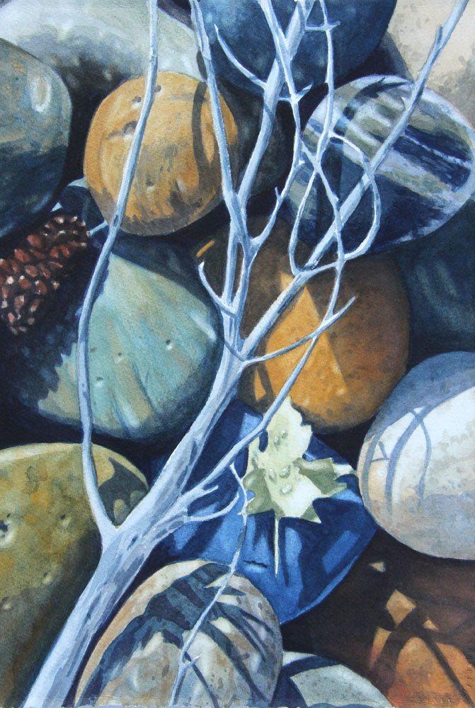 Coconino   Dianne Adams   Painting-Exposures International Gallery of Fine Art - Sedona AZ
