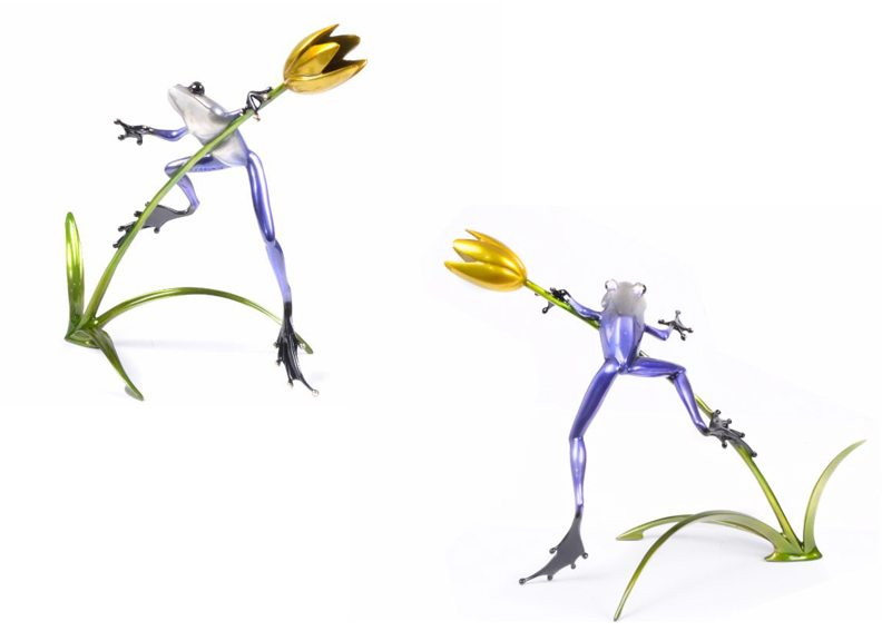 Frogman Belle Fleur Exposures International